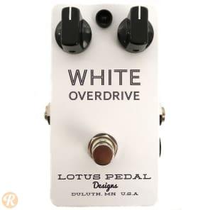 Lotus White Overdrive 2014