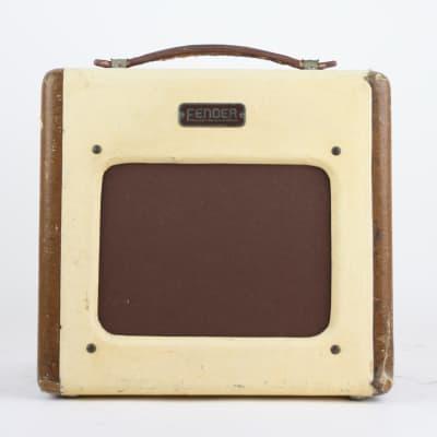"Fender Champion 600 4-Watt 1x6"" Guitar Combo 1949 - 1953"
