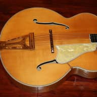 1939 Gibson Super 400 Premiere Cutaway  Blonde for sale