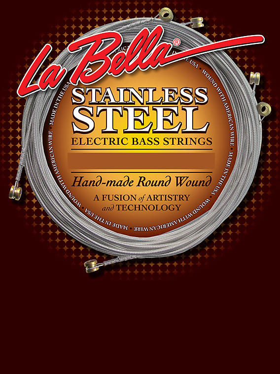 la bella stainless steal amp shop bass exchange reverb. Black Bedroom Furniture Sets. Home Design Ideas
