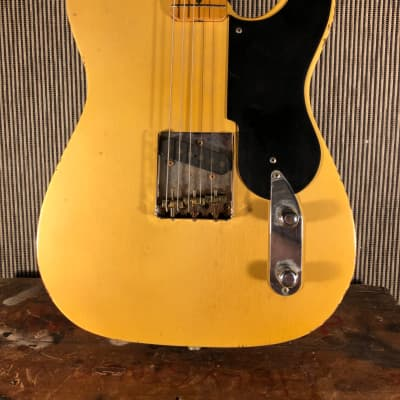 RebelRelic Holy grail esquire prototype 2012  2012 Blond for sale