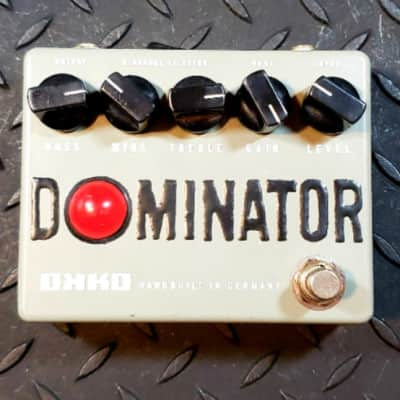 OKKO Pedals Dominator Distortion MK1 FREE SHIPPING for sale