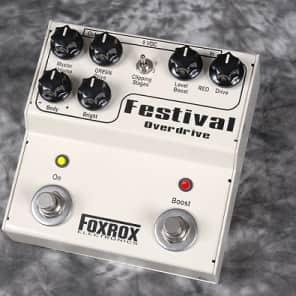 Foxrox Electronics Festival Overdrive