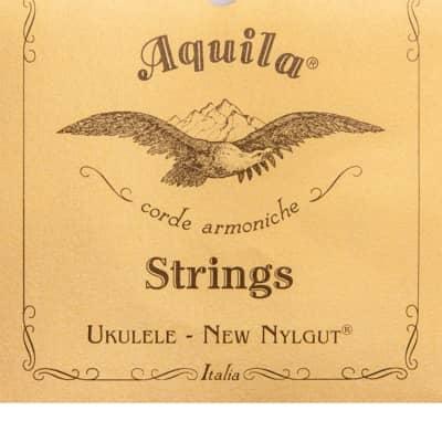 Aquila 15U Tenor Ukulele Strings, Low G for sale