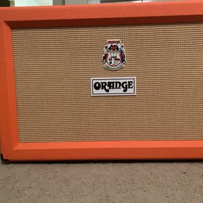 Orange #4 Jim Root PPC212 Speaker Cabinet