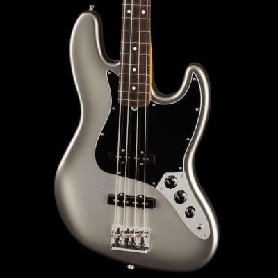 Fender American Professional II Jazz Bass Mercury