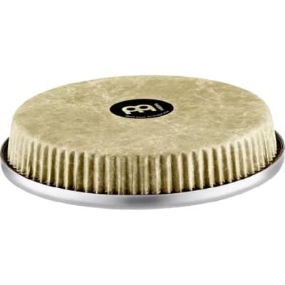"Meinl Percussion Fiberskyn Head by REMO for Meinl Bongos - Made in USA - 8.5"" Macho (RHEAD-812NT)"