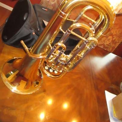 Yamaha  YEP-321 Intermediate 4-Valve Euphonium Brass