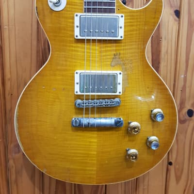 GIBSON LES PAUL COLLECTOR'S CHOICE #1 '59 GARY MOORE - MURPHY AGED for sale