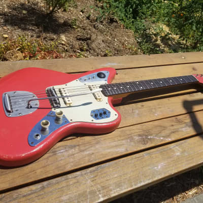 Danocaster Offset  Jaguar with Tornipulator by Ronin for sale
