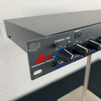 dbx 1074 Quad Gate Rack Unit w/ Power Supply