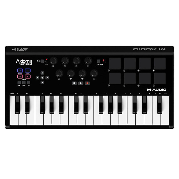 m audio axiom air mini 32 usb midi keyboard controller reverb. Black Bedroom Furniture Sets. Home Design Ideas