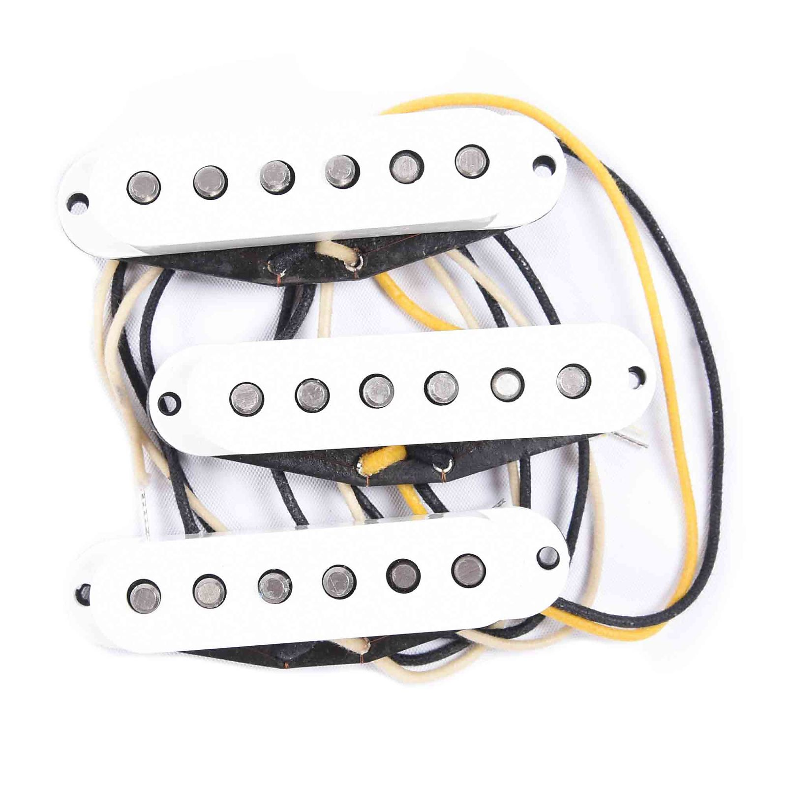 Fender Custom Shop Fat 60s Stratocaster Pickup (Middle Position)