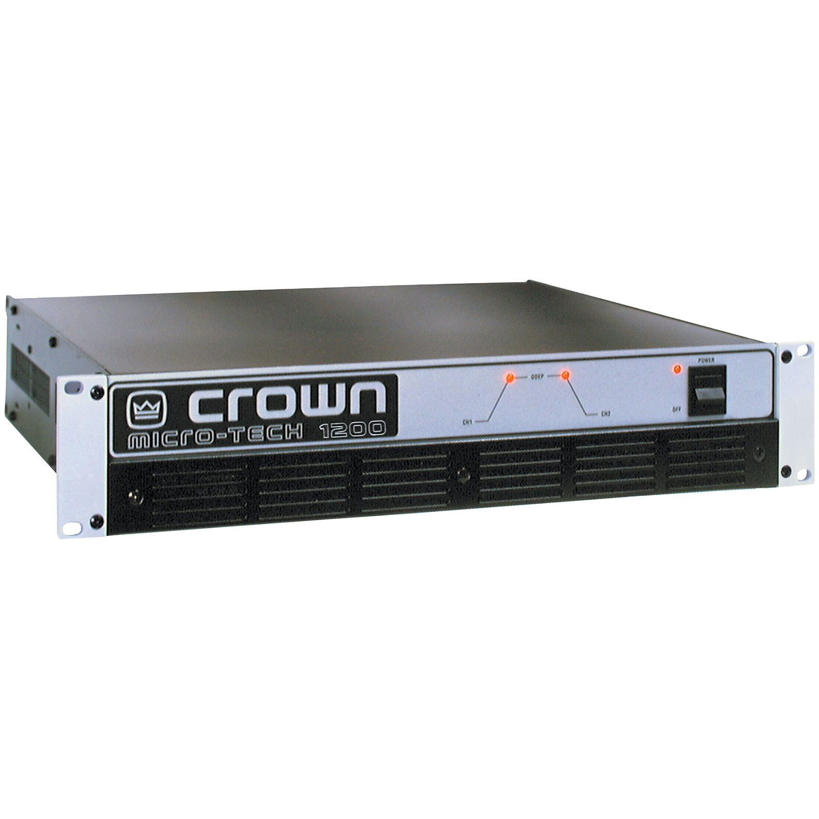 crown micro tech 1200 power amplifier reverb. Black Bedroom Furniture Sets. Home Design Ideas