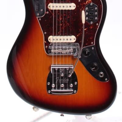 2011 Fender Jaguar 62 Reissue American Vintage sunburst for sale