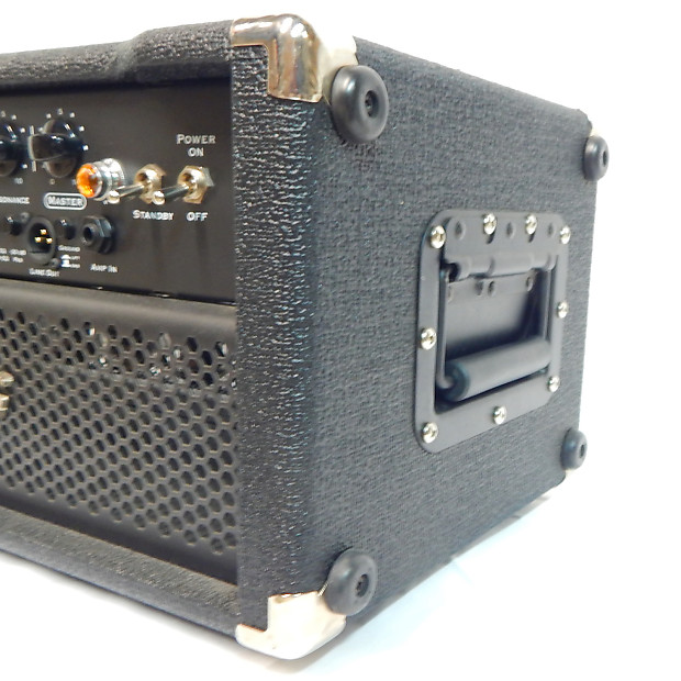 traynor yba200 ii all tube bass amplifier head modern music reverb. Black Bedroom Furniture Sets. Home Design Ideas