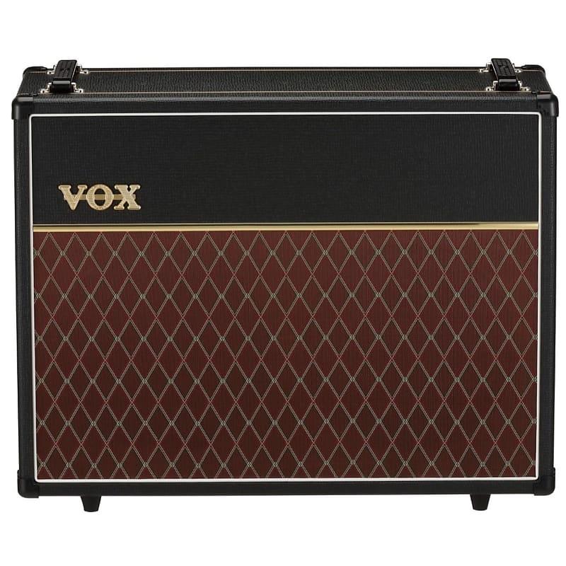 vox v212c custom guitar speaker cabinet 50 watts reverb. Black Bedroom Furniture Sets. Home Design Ideas
