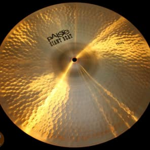 "Paiste 18"" Giant Beat Thin Crash Traditional"