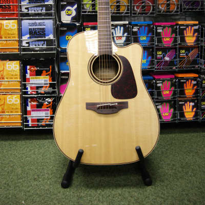 Takamine CP4DC-OV electro acoustic guitar - Made in Japan for sale
