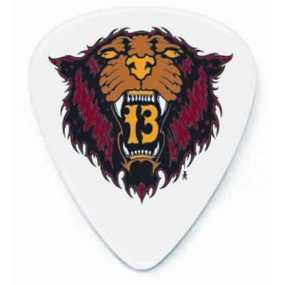 Dunlop BL35R060 Alan Forbes Tiger .60mm Guitar Picks (36-Pack)