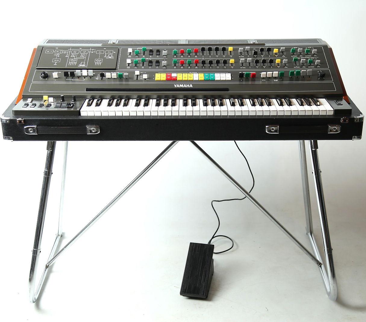 yamaha cs 80 synthesizer 1980 reverb. Black Bedroom Furniture Sets. Home Design Ideas