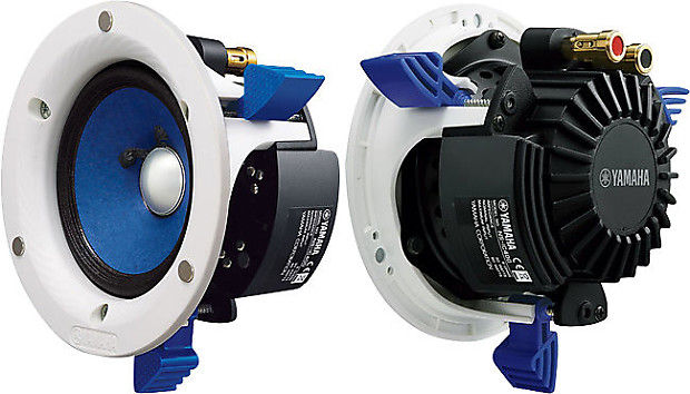 Wonderful Yamaha NS IC400 In Ceiling Speakers White