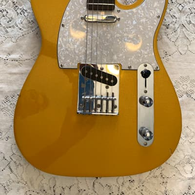 Cobra  Custom Series Tele   Goldtop for sale