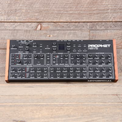 Sequential Prophet Rev2 Synthesizer Module 16 Voice USED