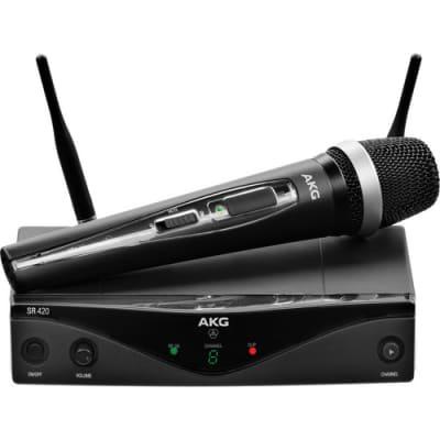 AKG C214 Large Diaphragm Cardioid Condenser Microphone