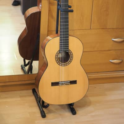 Prudencio Saez G3 Solid Sapele Mohagany Classical Guitar Nylon String for sale