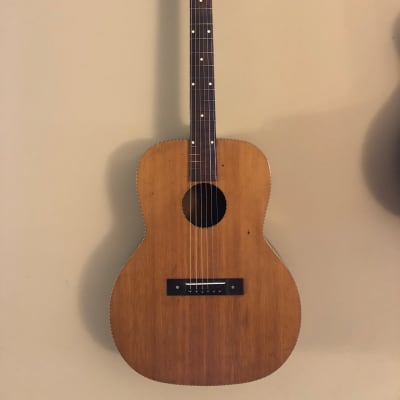 Old Kraftsman Kay Solid Spruce Top 1950's Spruce / Mahogany for sale