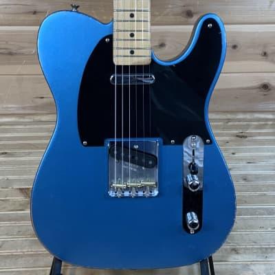 Fender Vintera Road Worn '50s Telecaster Electric Guitar - Lake Placid Blue