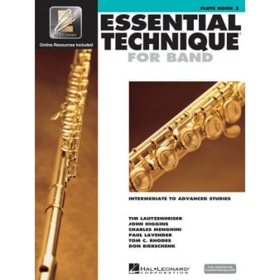 Essential Technique For Band - Baritone Bass Clef