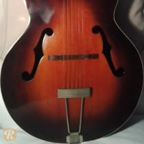 Gretsch New Yorker 1952 Sunburst image
