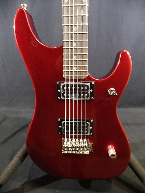 washburn sn2xmr sonamaster two humbucker electric guitar red reverb. Black Bedroom Furniture Sets. Home Design Ideas