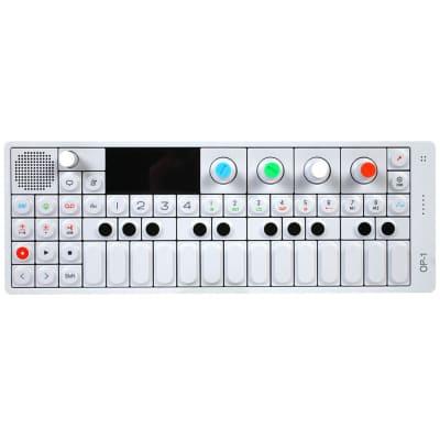 Teenage Engineering OP1 Portable Synthesizer / Sampler / Controller Keyboard
