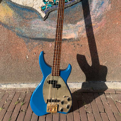 Daion Bass 80 's Blue for sale