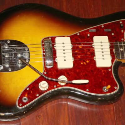 1960  Fender  Jazzmaster  Slab Board