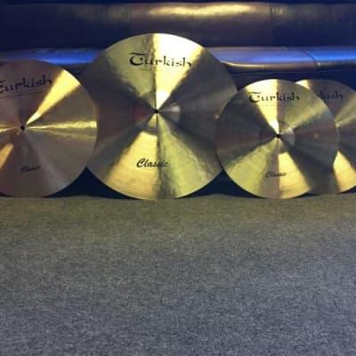 Turkish Cymbals Classic Series