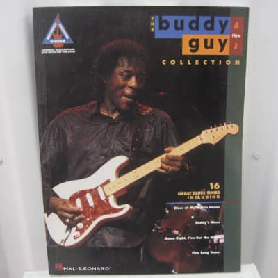 Buddy Guy A thru J Collection Sheet Music Song Book Songbook Guitar Tab Tablature