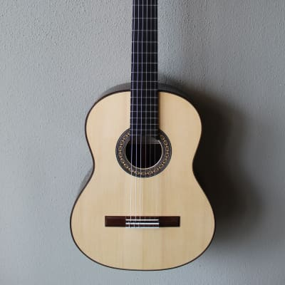 Brand New Jerson Pichardo Grand Concert Spruce Top Classical Guitar for sale