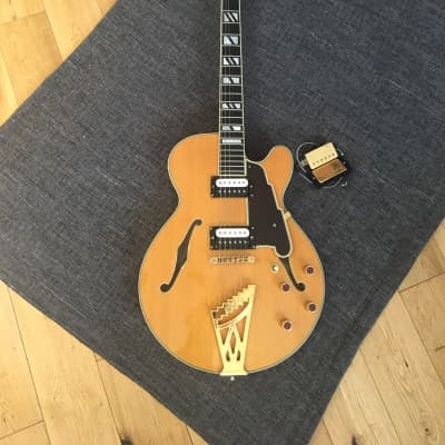 D'Angelico NYSS-3 2003 Blonde for sale