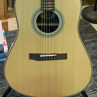Andrew White Deckers Creek Dreadnought 110 2018 Natural for sale