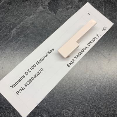 Yamaha DX100/CS01 Replacement Natural F Key