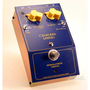 Chandler Limited Germanium Drive Guitar Pedal