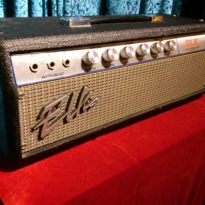 ELK 60's Vintage Japanese Tube Amp Head *recapped* for sale