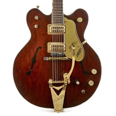 Vintage Gretsch Chet Atkins Country Gentleman Walnut 1967