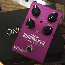 Source Audio Kingmaker Fuzz 2017 Black & Purple