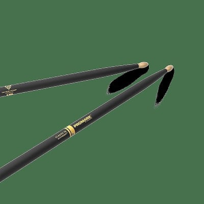 Pro-Mark TX7AW-AG Classic 7A ActiveGrip Wood Tip (Pair) Drum Sticks