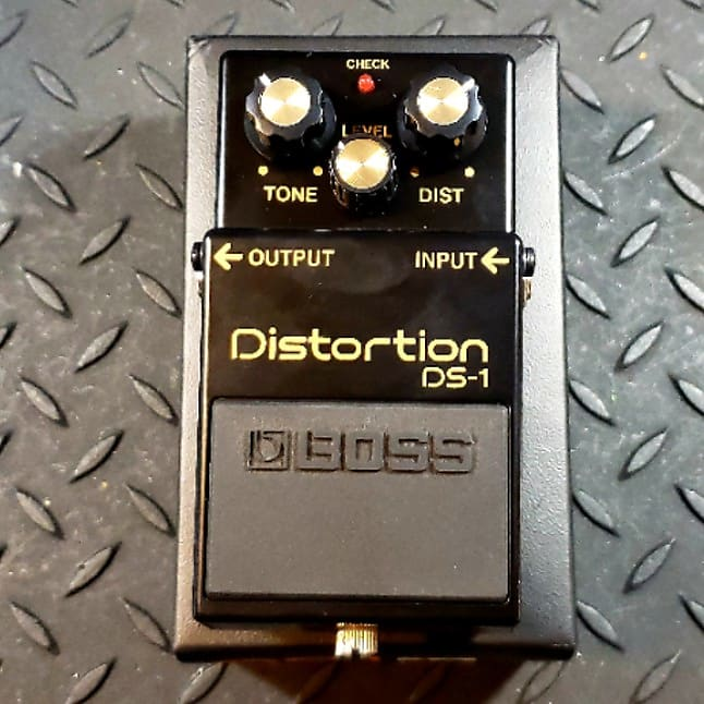 boss ds 1 4a distortion 40th anniversary edition